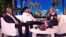 L.A. Lakers Rookie Lonzo Ball and Dad LaVar Talk About Being True 'Ballers'