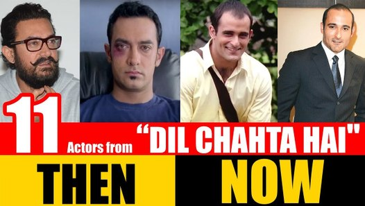 11 Bollywood Actors From Dil Chahta Hai 2001 Then And Now