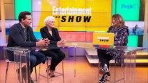 Peter Facinelli & Glenn Close Discuss New Film 'The Wilde Wedding' | PeopleTV | Entertainment Weekly