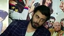 Why is Fawad Khan Acting Weird Is He Drunk, Tv series movies action comedy 2018