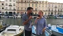 """Lorie de la série """"Demain nous appartient"""" était en live sur le Facebook de My TF1 partie 1"""