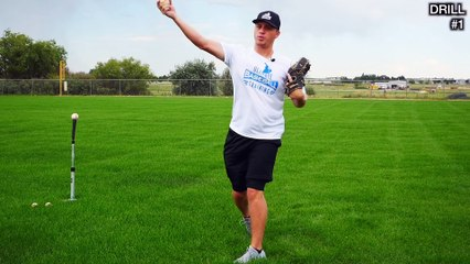 3 WEIRD Throwing Drills To Improve Accuracy!