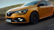 2017 New Renault MEGANE R.S. - Driving Video