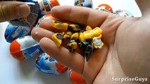 Déguisement des œufs dans transformateurs robots doeuf kinder œufs surprise surprise, nouveau 201 kinder