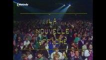 """Vendredi 13 octobre à 20h40 sur TV Melody, la diffusion de l'émission """"La Nouvelle Affiche"""" avec Alain Souchon et France Gall jamais rediffusée"""