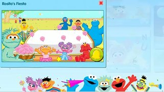 Learn numbers with Rosita Sesame Street Counting from 1 to 1