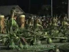 danses de ua pou 2 ILES MARQUISES 2003