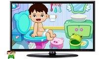 Aprendiendo a ir al Baño Niños | Aprender a ir al baño niños | Lets Play Kids