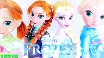 Et poupée poupées gelé magique Princesse examen avis Boutique déballage Elsa anna disney