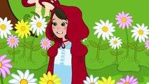 Fée Indonésie indonésien petite fille bande dessinée conte de fées 4k rouge à capuchon UHD