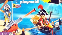 Ensemble navire avec Playmobil pirates 3 pirates pirate playmobil 5618 playmobil piraten