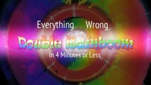 (Parody) Everything Wrong With Double Rainboom in 4 Minutes or Less