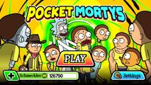 Pocket mortys: all mortys review 1-111