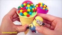 Crème pâte de la glace faire faire serviteur domestiques jouer sucettes glacées jouets Doh comment faire Plasticine jouet