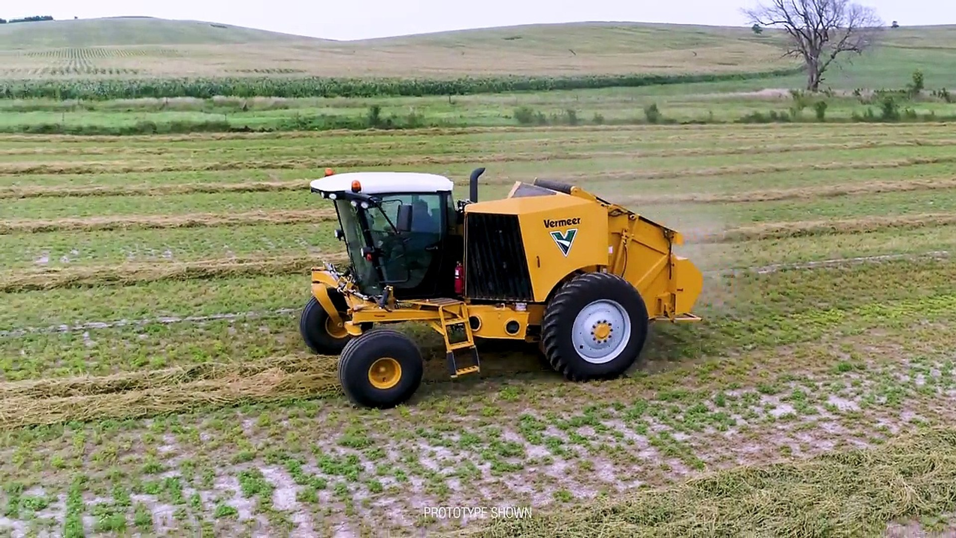 Introducing the ZR5 Self-Propelled Baler   Vermeer Agriculture Equipment