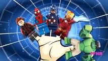 Voiture enfants les couleurs la famille doigt pour drôle saut Apprendre domestiques chanson vidéo avec parachute