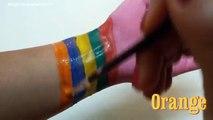 Bébés les couleurs couleurs doigt cinq Apprendre petit garderie arc en ciel chansons sommet compilation avec