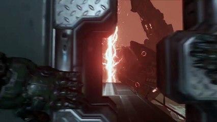 Doom - Gameplay de la version Nintendo Switch de Doom