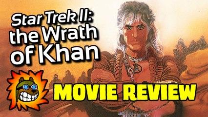 Star Trek II: Wrath of Khan - movie review