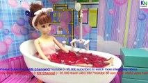 Et bébé salle de bains poupée enfant à Il enfants jouet bain poupée poupée Lelia 1 bain enfant bathtime