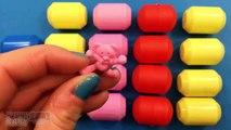 Et des œufs bonjour Salut minou Apprendre Nouveau ouverture motifs porc super-héros 20 surprise w peppa hd