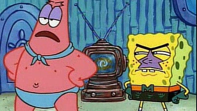 SpongeBob SquarePants 112 Mermaidman and Barnacleboy
