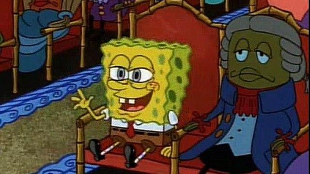 SpongeBob SquarePants 130 Sleepy Time