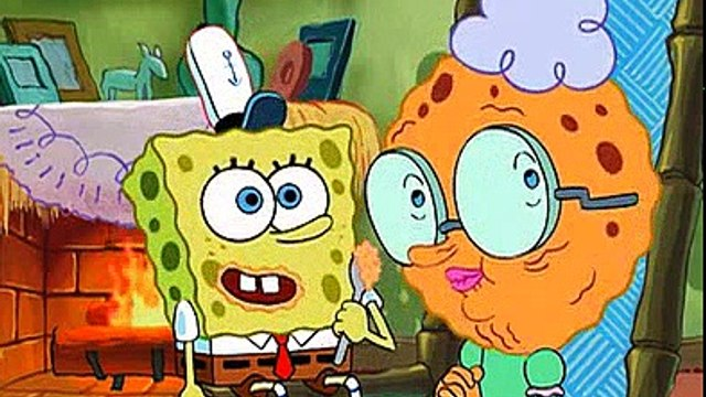 SpongeBob SquarePants 211 Grandma's Kisses