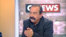 Philippe Martinez : « Ce n'est pas le droit du travail qui fabrique les chômeurs »