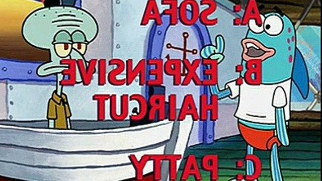 SpongeBob SquarePants 320 Krusty Krab Training Video