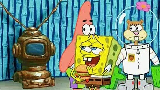 SpongeBob SquarePants 514 To Love a Patty