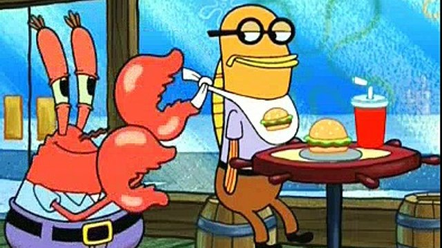 SpongeBob SquarePants 516 Money Talks