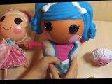 Обзор куклы Jewel Sparkles! Лалалупси принцесса! Lalaloopsy Jewel Sparkles Doll! Lalaloops