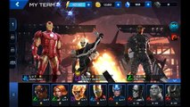 MARVEL Future Fight - Крутой экшн с героями MARVEL на Android (Обзор/Review)