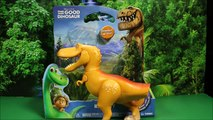 Disney The Good Dinosaur Ramsey Extra Large Figure Pixar Unboxing, Review Pixar By WD Toys