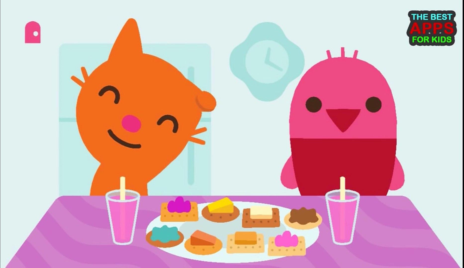 Sago Mini Friends   Best app demos for kids   Kids Education App