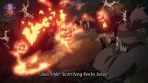 Naruto and All Jinchuriki vs Zetsu Army Akatsuki and Gedo