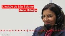 Anne Hidalgo est l'invitée de Léa Salamé, alors que Paris a été désignée hôte des JO 2024.