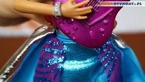 Muñeca en en Roca canto estrella Erika Erika cantando estrella de rock llamado Barbie `n ro