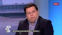 Stéphane Gicquel : « La catastrophe met à l'épreuve nos modes de vie, nos choix et on est face à un choix politique.»