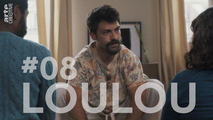 Loulou #08 - Gonzalo - ARTE