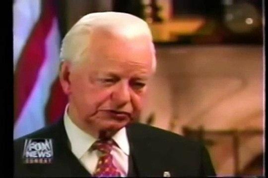 (2001) Democrat Senator Robert Byrd Drops N-Word on National TV