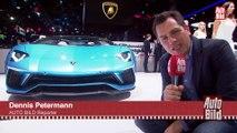 VÍDEO: todo lo que no sabes del Lamborghini Aventador S Roadster