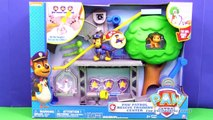 PAW PATROL Nickelodeon Paw Patrol Training Center 2 Paw Patrol Video Toy Review