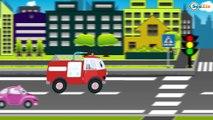 СБОРНИК: Мультфильмы про Машинки - Эвакуатор спешит на помощь друзьям - Развивающие видео для детей