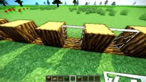 Minecraft tutorial on easy Survival Houses - video dailymotion
