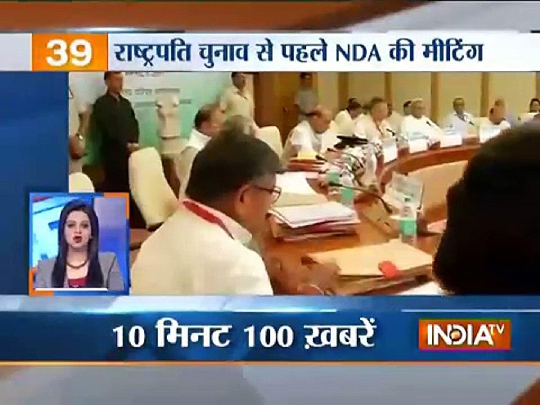 News 100 -  2017 - India TV