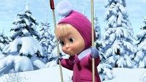 Et sur pro Masha Medved chanson patins à glace de vacances