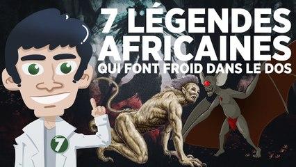 7 légendes africaines qui font froid dans le dos