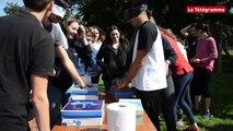 Quimper. Plus de 150 étudiants aux Olympiades de la fac